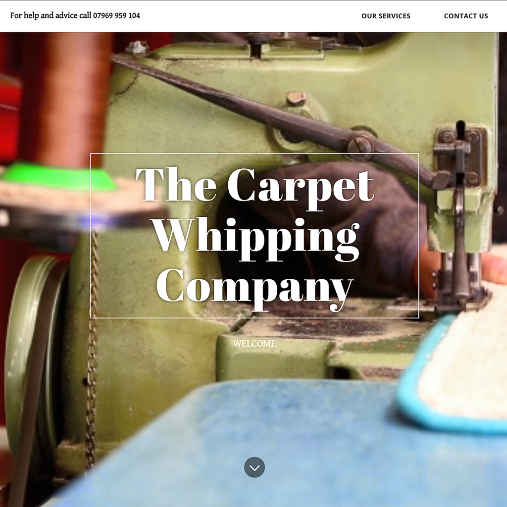 thecarpetwhippingco.co.uk